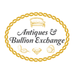 The Graphic Vine - Logo Portfolio - Antiques and Bullion Exchange