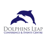 The Graphic Vine - Logo Portfolio - Dolphins Leap Conference and Events Centre
