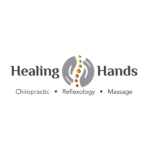 The Graphic Vine - Logo Portfolio - Healing Hands