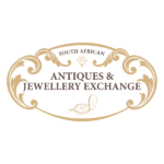 The Graphic Vine - Logo Portfolio - SA Antiques & Jewellery Exchange