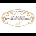 The Graphic Vine - Logo Portfolio - SA Antiques & Jewellery Exchange