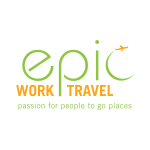 The Graphic Vine - Logo Portfolio - Epic Work & Travel