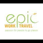 The Graphic Vine - Logo Portfolio - Epic Work & Travel