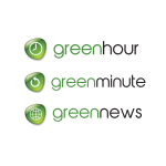The Graphic Vine - Logo Portfolio - Green Hour