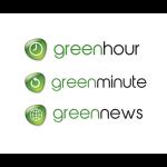 The Graphic Vine - Logo Portfolio - Green Hour