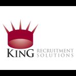 The Graphic Vine - Logo Portfolio - King Recruitment Solutions