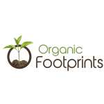 The Graphic Vine - Logo Portfolio - Organic Footprints