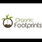 The Graphic Vine - Logo Portfolio - Organic Footprints