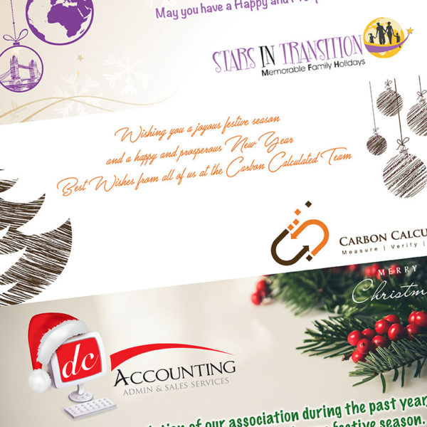 The Graphic Vine - Festive Greeting Banner - Sample 2
