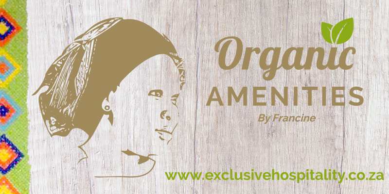 Organic Amenities - Label