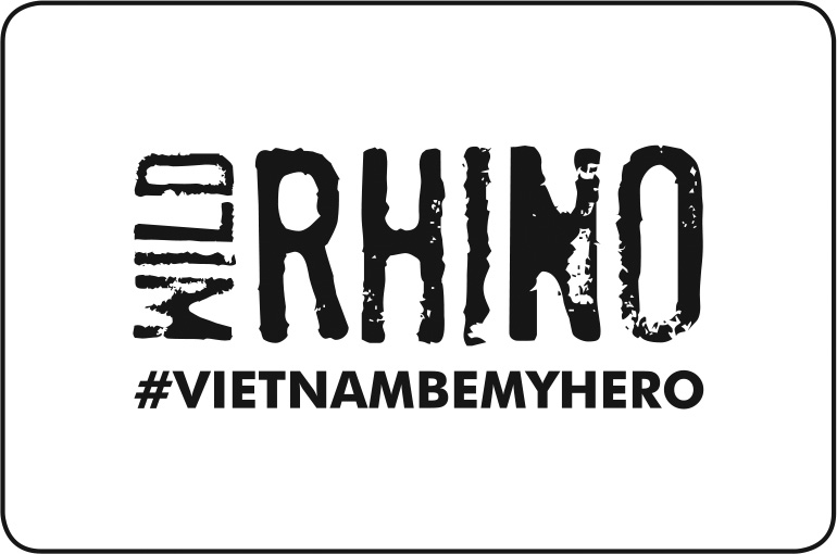 Wild Rhino Vietnam Be My Hero
